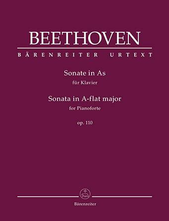Sonata for Pianoforte in A-flat Major, Op. 110
