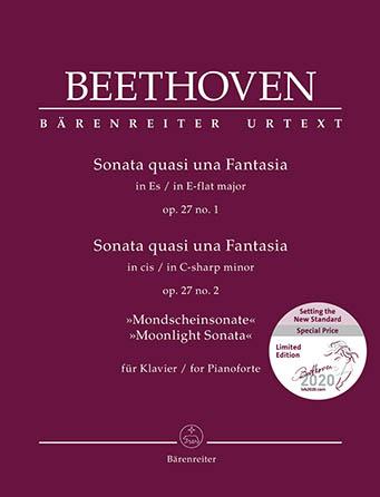 Sonata quasi una Fantasia in C-sharp minor, Op. 27 #2