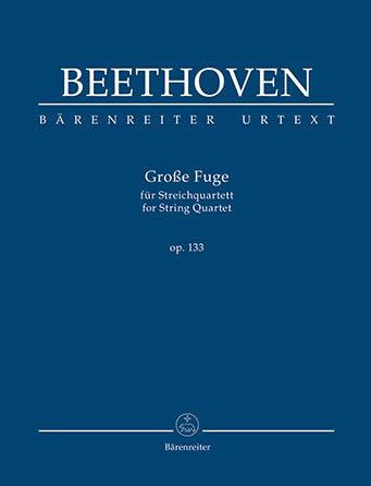 Grande Fugue for String Quartet, Op. 133