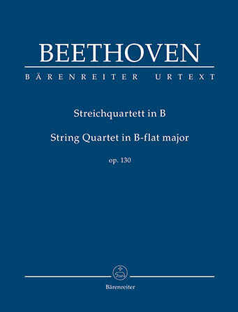 String Quartet in B-flat Major, Op. 130