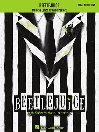 Beetlejuice library edition cover