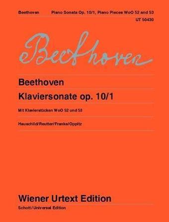 Piano Sonata, Op. 10 No. 1
