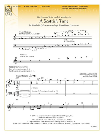A Scottish Tune