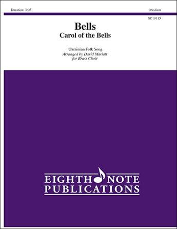 Bells : Carol of the Bells Brass Choir