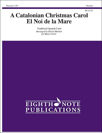 A Catalonian Christmas Carol Brass Choir