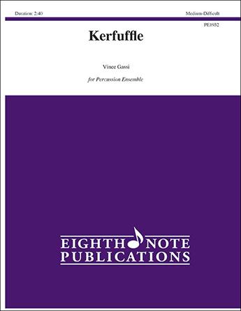 Kerfuffle Percussion Ensemble