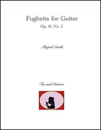 Fughetta for Guitar