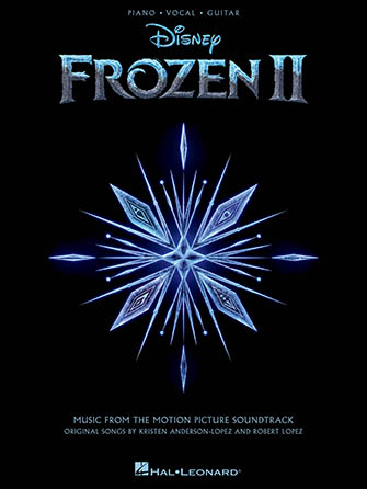 Frozen 2 library edition cover