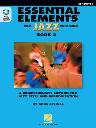 Essential Elements for Jazz Ensemble - Book 2