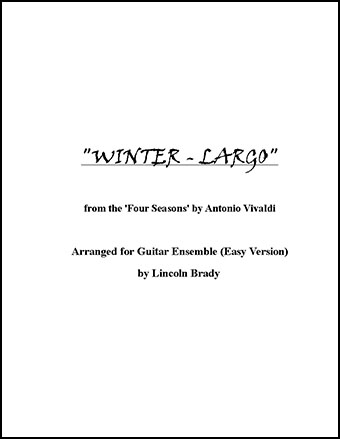 Winter - Largo