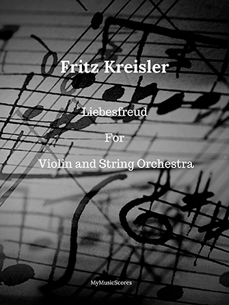 Kreisler Liebesleid for Violin and String Orchestra