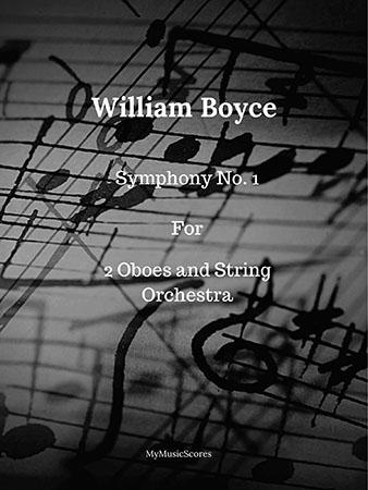 Boyce Symphony No. 1