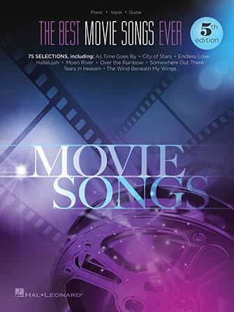 The Best Movie Songs Ever Songbook