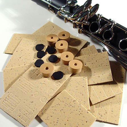 Director's Woodwind Cork Assortment
