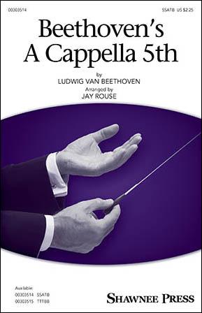 Beethoven's a Cappella 5th