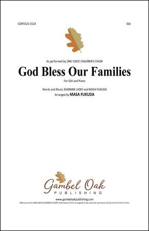 God Bless Our Families