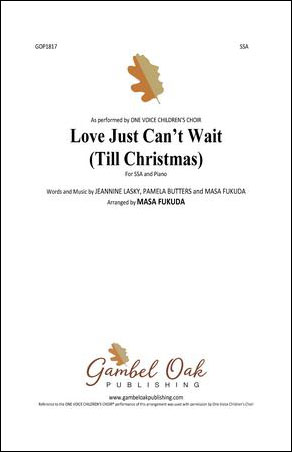 Love Just Can't Wait (Till Christmas)