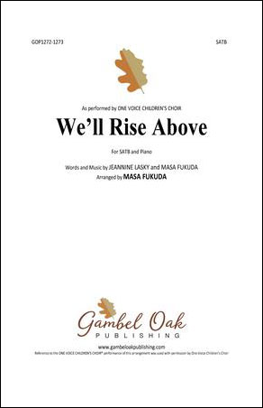 We'll Rise Above