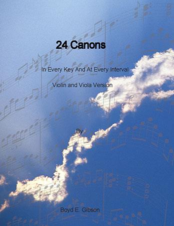 24 Short Canons