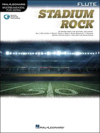 Stadium Rock Instrumental Play-Along