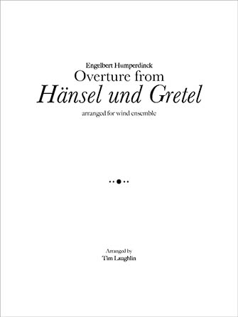 Overture from Hansel und Gretel