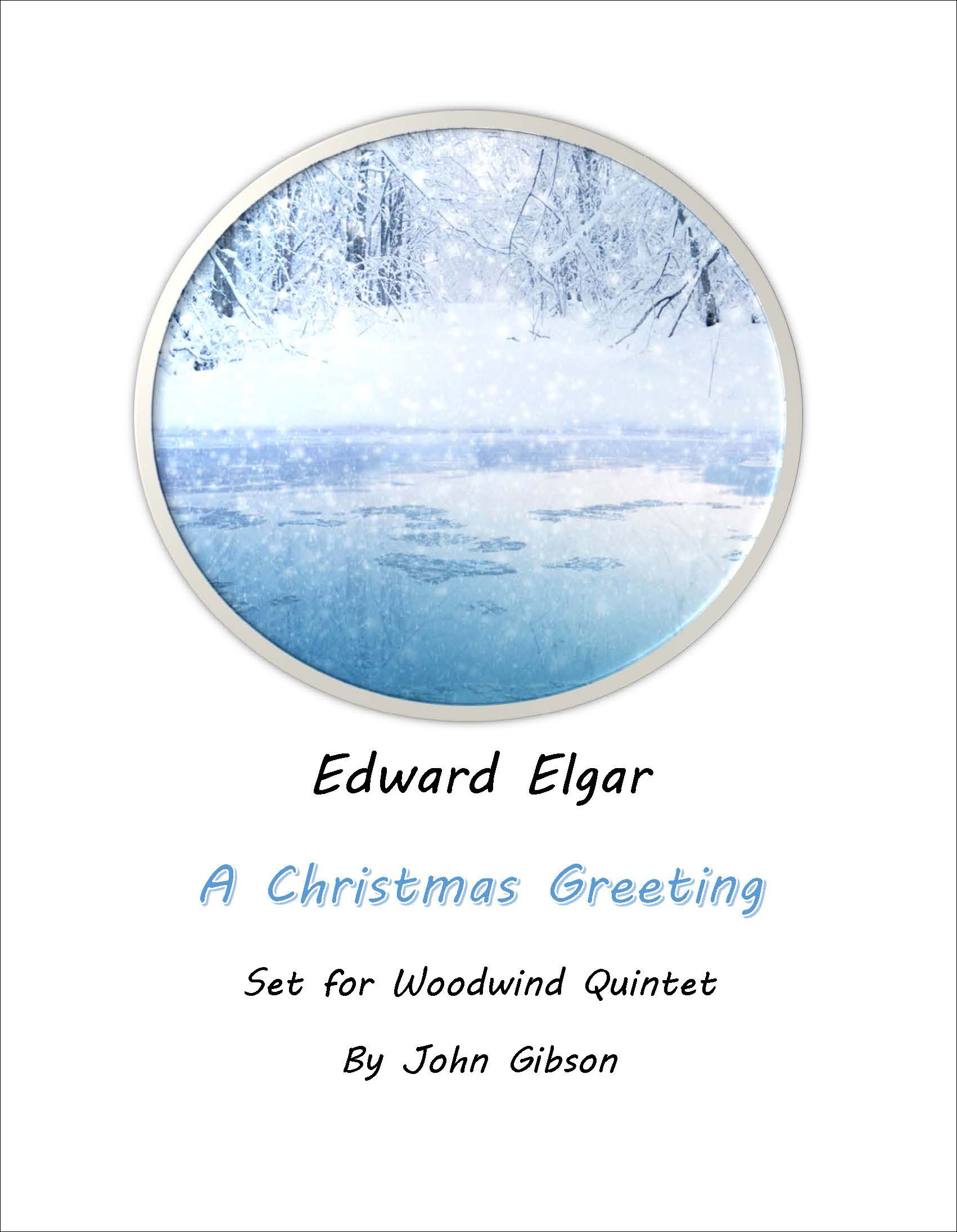 A Christmas Greeting set for Woodwind Quintet