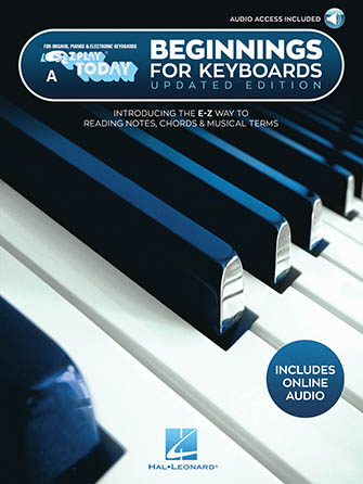 Beginnings for Keyboards E-Z Play Today Updated Edition