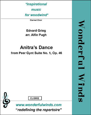 Anitra's Dance from Peer Gynt