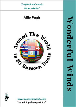 Around The World in 20 Flute Duets