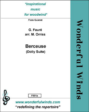 Berceuse from Dolly Suite