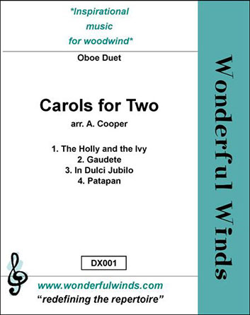 Carols for Two