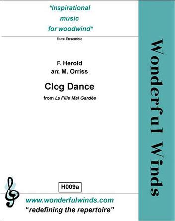 Clog Dance from La Fille Mal Gardee