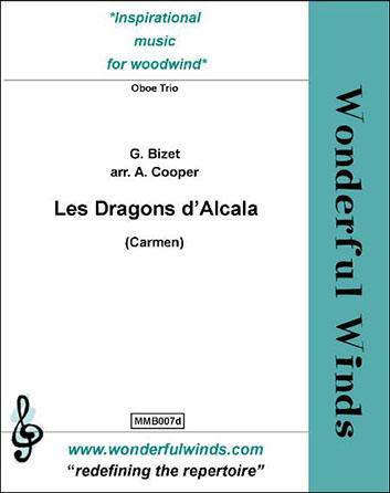 Les Dragons d'Alcala from Carmen