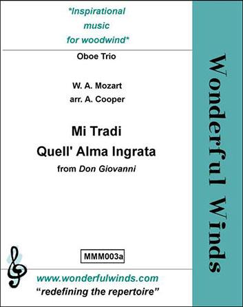 Mi Tradi Quell' Alma Ingrata from Don Giovanni