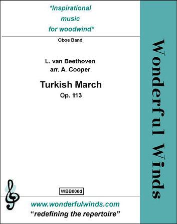Turkish March Op. 113