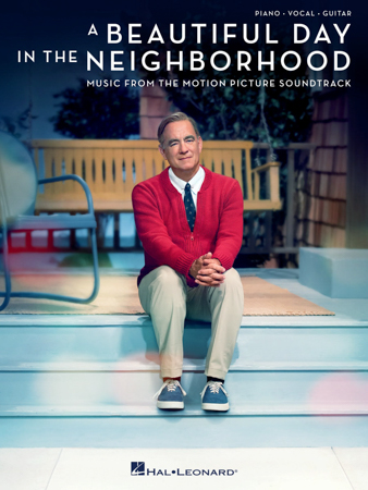 A Beautiful Day in the Neighborhood library edition cover