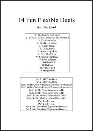 14 Fun Flexible Duets