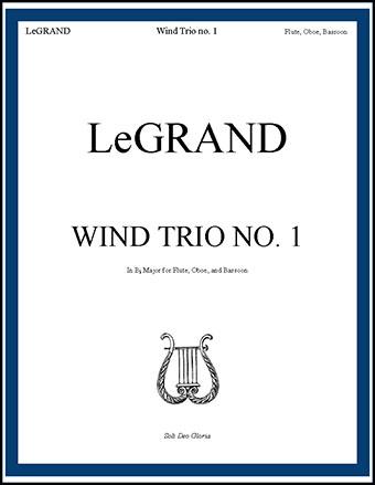 Wind Trio no. 1