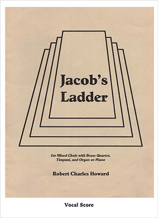 Jacob's Ladder (vocal score)