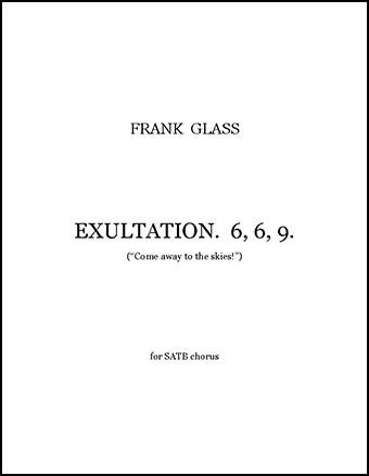 Exultation. 6, 6, 9.
