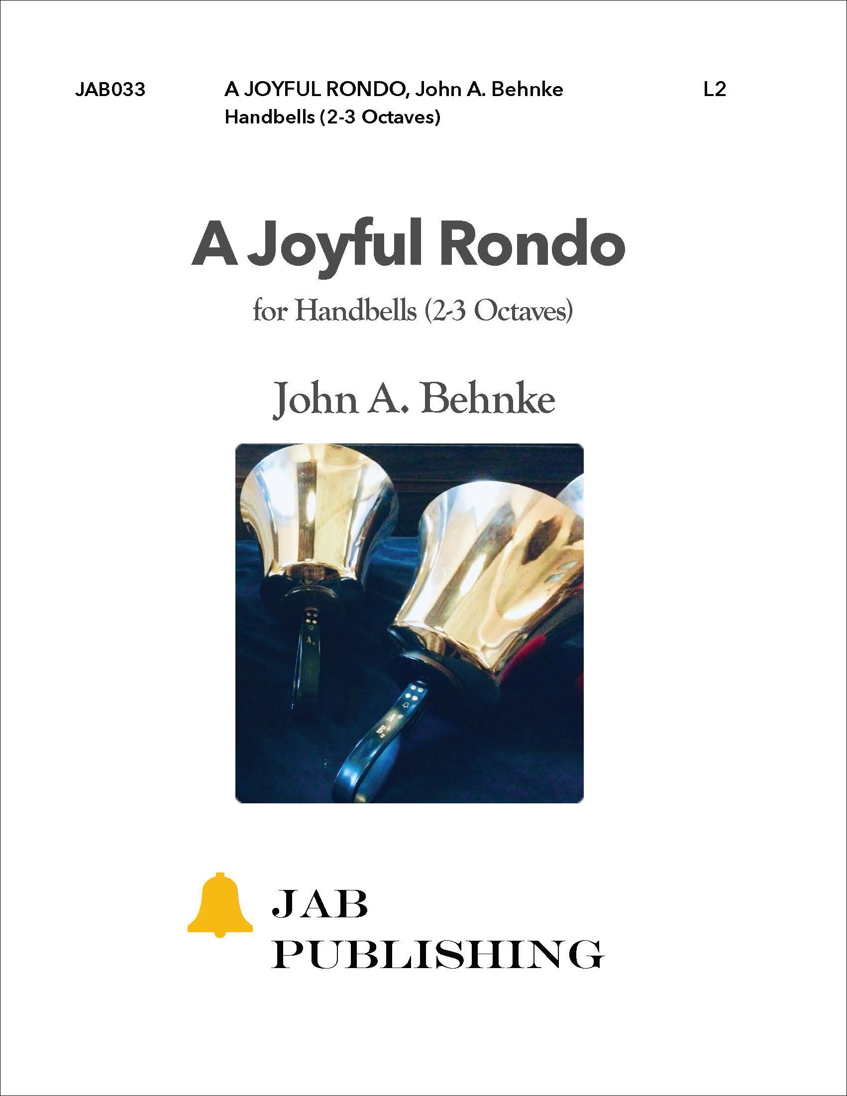 A Joyful Rondo Thumbnail