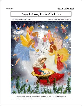 Angels Sing Their Alleluias