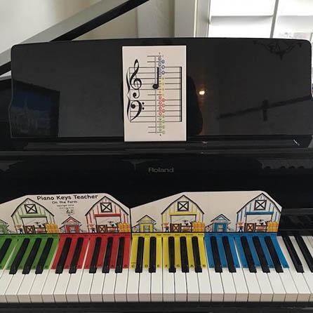 Piano Keys Teacher