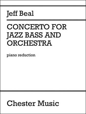 Concerto for Jazz Bass and Orchestra - Piano Reduction