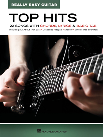Really Easy Guitar: Top Hits
