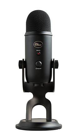 Yeti Blackout Studio All-in-One Professional Recording System for Vocals