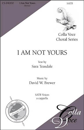 I Am Not Yours