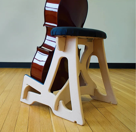 Amazing Cello Stand