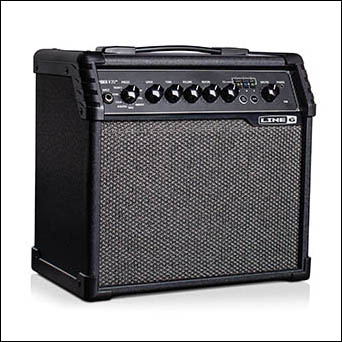 Spider V 20 Mkii, Guitar Amplifier with Modeling