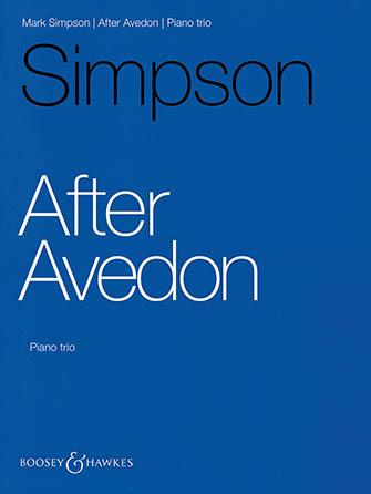After Avedon Piano Trio